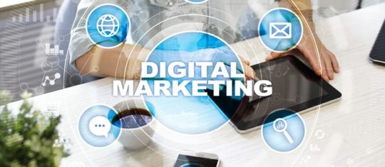 Digital marketing et référencement