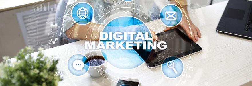 Digital marketing et référencement