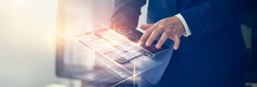 Marketing digital et référencement