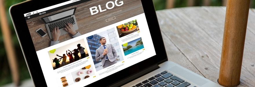 Relier un blog à votre site internet