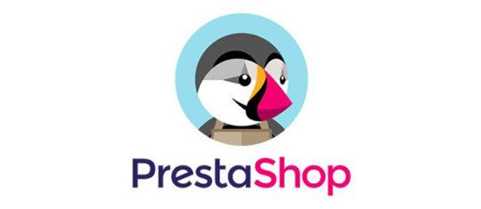 création d'un site Prestashop