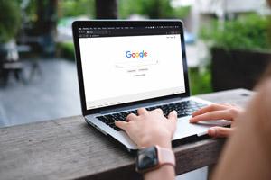 Recherches sur Google