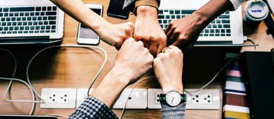 collaboration des équipes